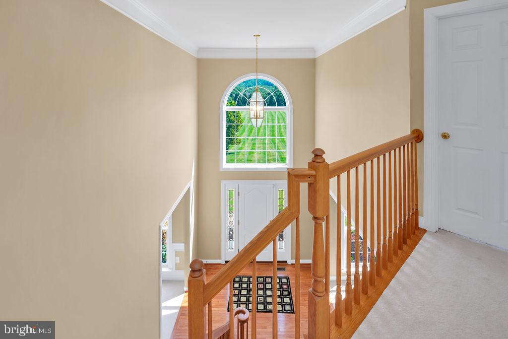 Upstairs View - 14079 MERLOT LN, PURCELLVILLE
