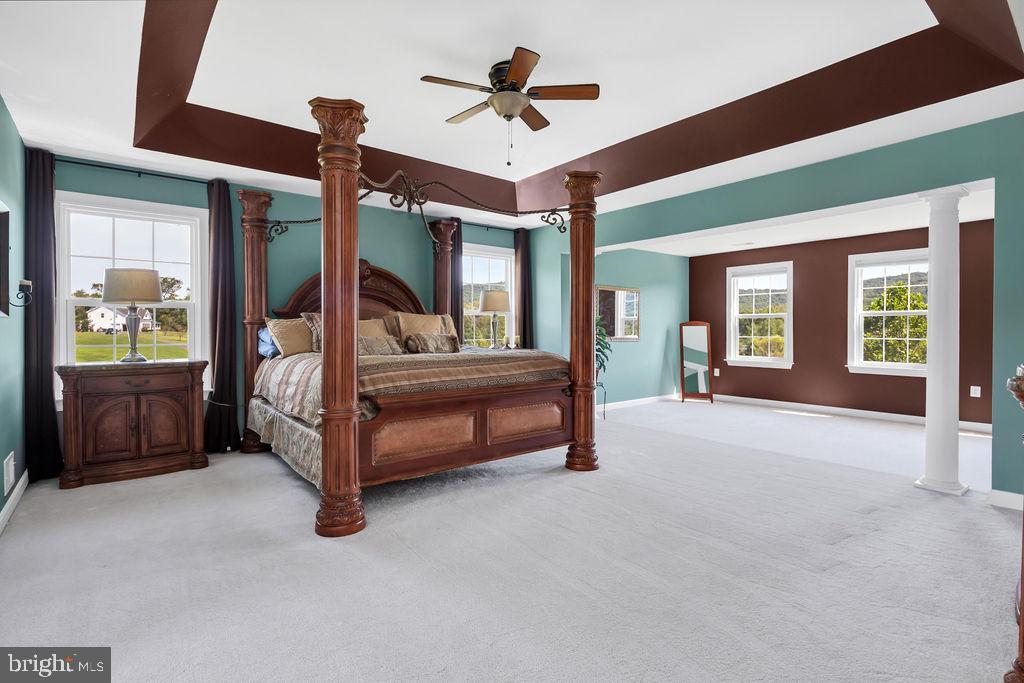 Large Master Suite - 14079 MERLOT LN, PURCELLVILLE