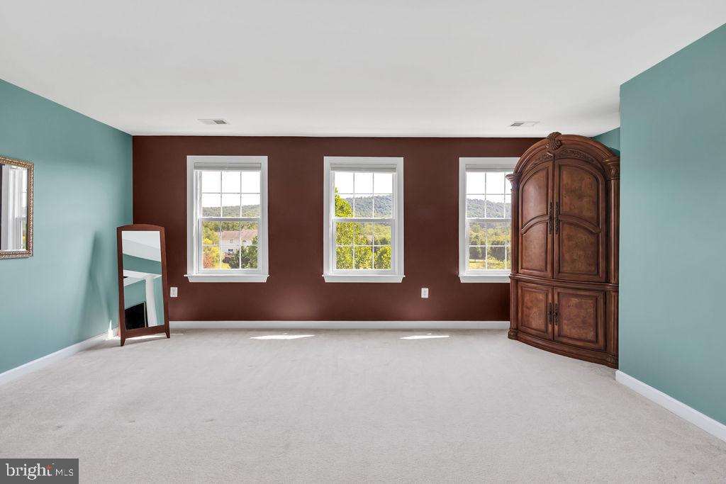 Master Sitting Room With A View Out Each Window - 14079 MERLOT LN, PURCELLVILLE