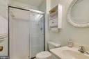 Bathroom Master bedroom - 8510 GENERAL WAY, MANASSAS PARK