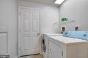 Laundry room - 8510 GENERAL WAY, MANASSAS PARK