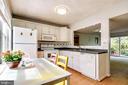 Kitchen - 8510 GENERAL WAY, MANASSAS PARK