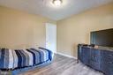 Bedroom basement - 8510 GENERAL WAY, MANASSAS PARK