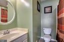 Bathroom upstairs - 8510 GENERAL WAY, MANASSAS PARK