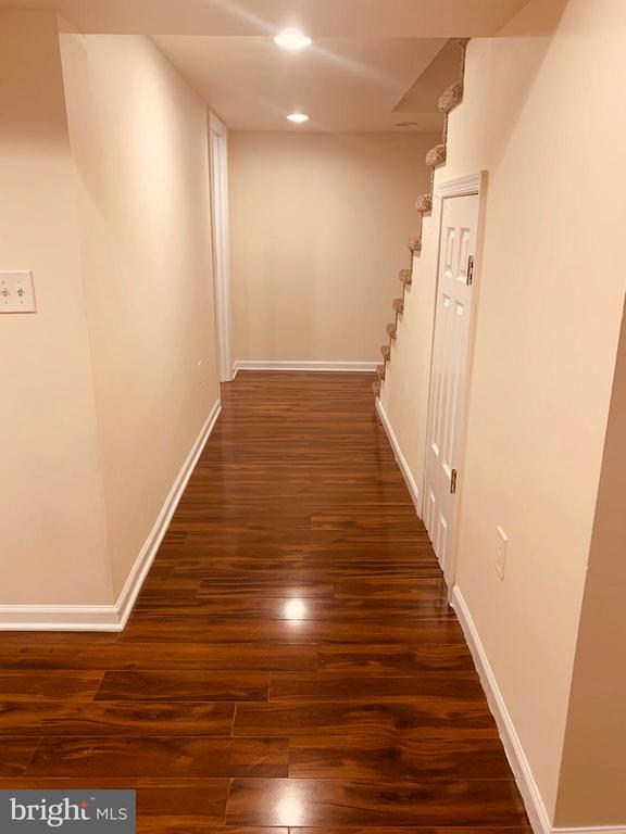 Basement Hallway - 21084 POTOMAC VIEW RD, STERLING