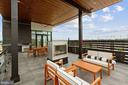 Rooftop Terrace - 44691 WELLFLEET DR #503, ASHBURN