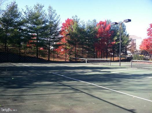 Tennis court - 45067 FELLOWSHIP SQ, ASHBURN