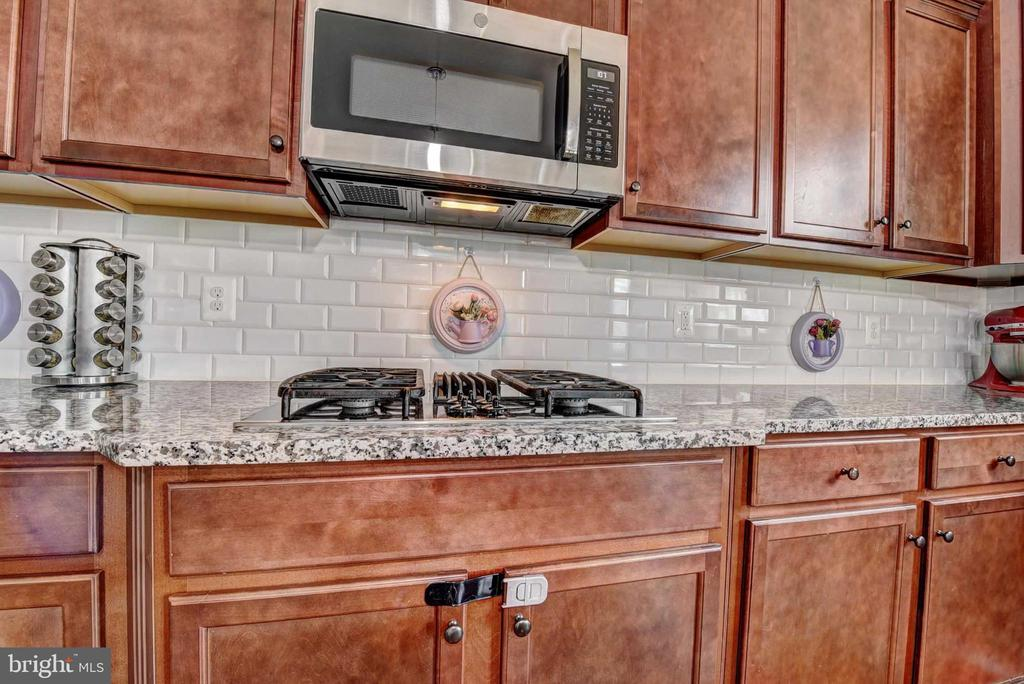 Cook Top - 42340 ABNEY WOOD DR, CHANTILLY