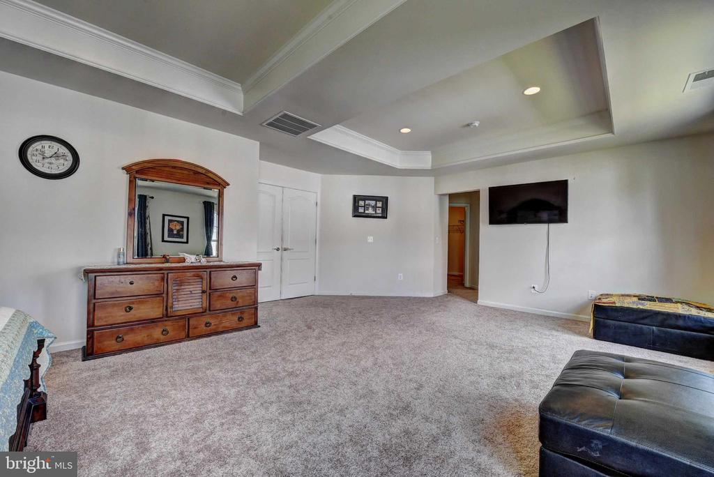 Master Bed - 42340 ABNEY WOOD DR, CHANTILLY