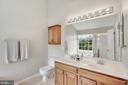 Primary Bathroom - 18504 PINEVIEW SQ, LEESBURG