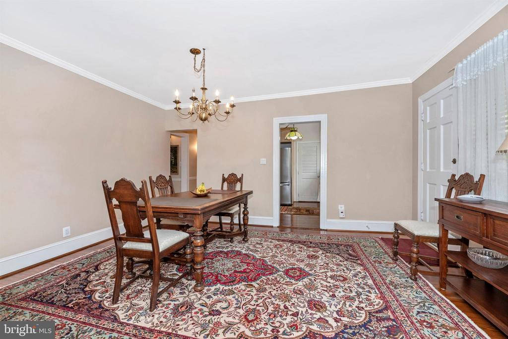 Dining Room - 316 W COLLEGE TER, FREDERICK