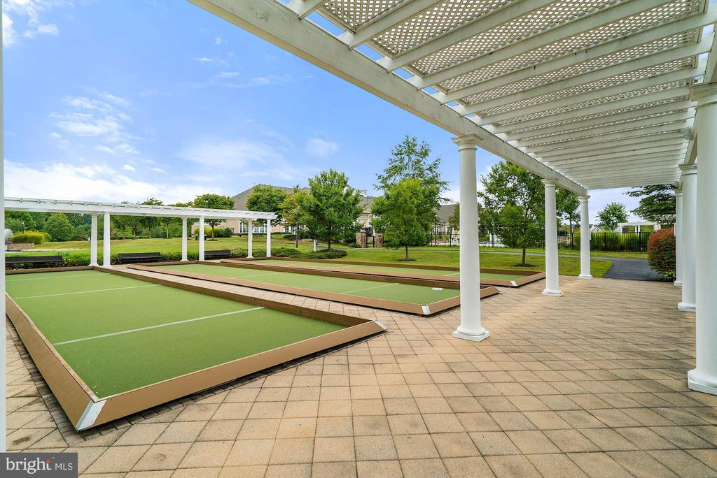 Bocce court - 3959 GREAT HARVEST CT, DUMFRIES