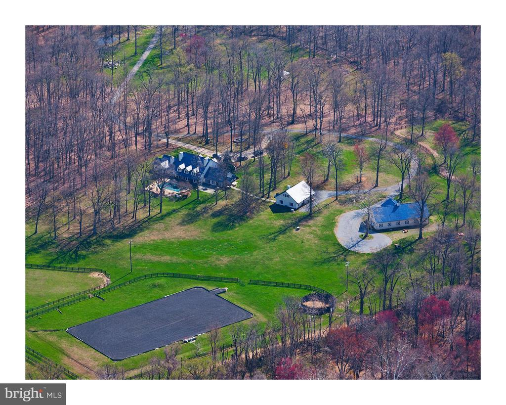 Another view~ - 20022 TRAPPE RD, BLUEMONT