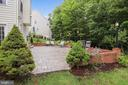 Huge, impressive patio built in 2016 - 7132 AYERS MEADOW LN, SPRINGFIELD