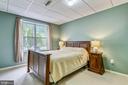 6th Bedroom in basement - 7132 AYERS MEADOW LN, SPRINGFIELD