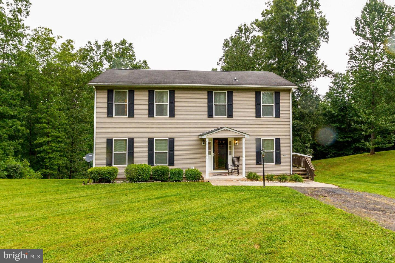 Single Family Homes för Försäljning vid Brandy Station, Virginia 22714 Förenta staterna