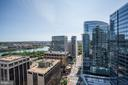 Terrace with Panoramic and Georgetown Views - 1881 N NASH ST #2009, ARLINGTON