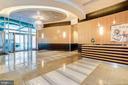 Grand Marble Lobby - 1881 N NASH ST #2009, ARLINGTON