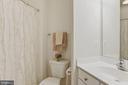 Full bath #3 - 22340 ESSEX VIEW DR, GAITHERSBURG