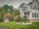 nicely landscaped - 16496 CHATTANOOGA LN, WOODBRIDGE