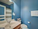 bath in prince suite - 16496 CHATTANOOGA LN, WOODBRIDGE