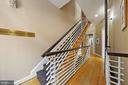 CONTEMPORARY STAIRCASE - 1314 19TH ST NW, WASHINGTON
