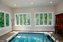 Indoor Lap pool - 8225 WOLF RUN SHOALS RD, CLIFTON