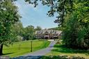 Front From the Entrance - 8225 WOLF RUN SHOALS RD, CLIFTON