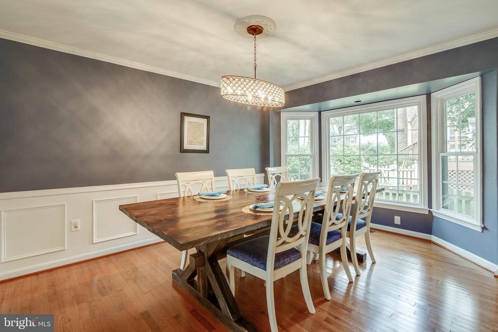 Dining Room - 15506 BARRINGTON PL, DUMFRIES