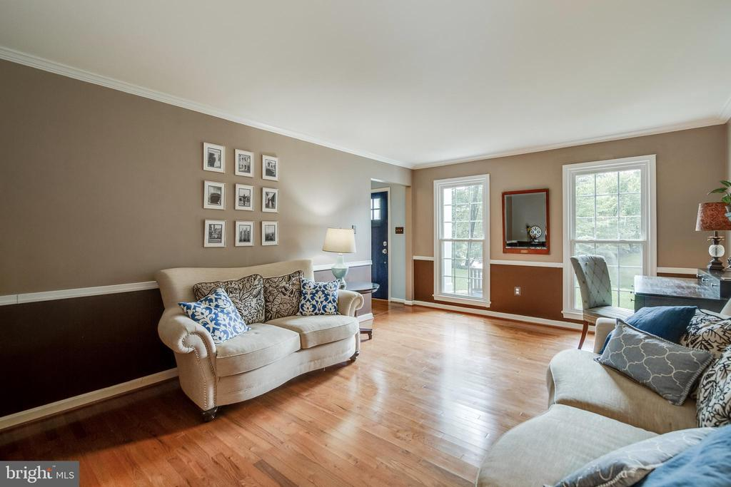 Living Room - 15506 BARRINGTON PL, DUMFRIES