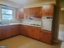 Kitchen - 1980 SHOOKSTOWN RD, FREDERICK