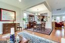 Beautiful Wood Floors - 2618 S KENMORE CT, ARLINGTON