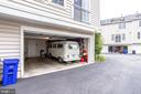 2 Car Garage - 2618 S KENMORE CT, ARLINGTON