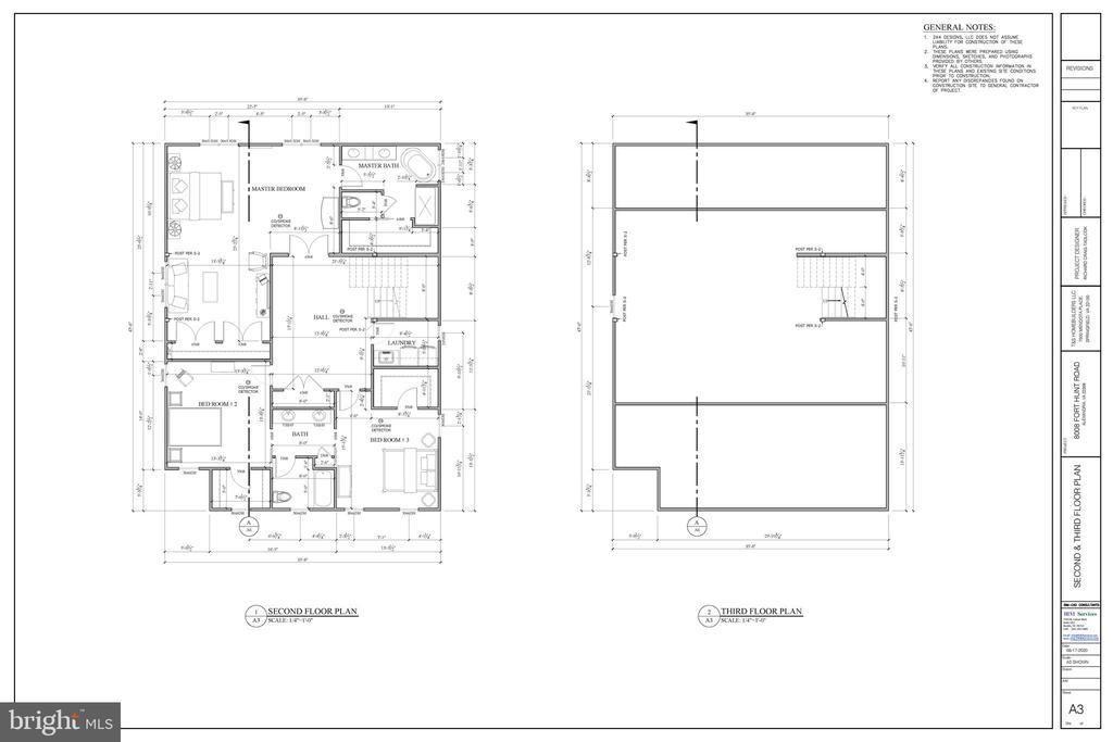 floor plan - 6516 WINDHAM AVE, ALEXANDRIA
