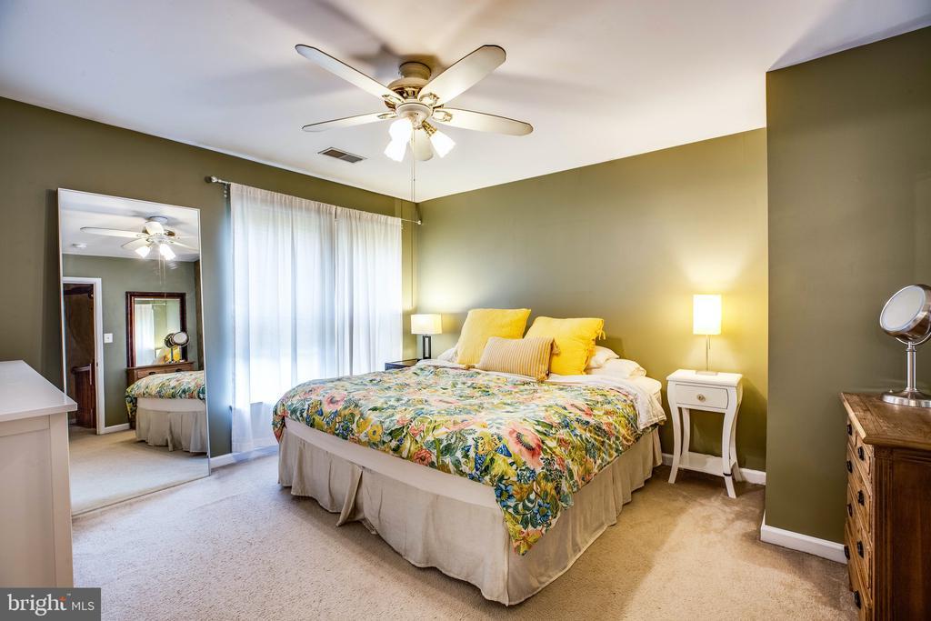 Master Bedroom oasis - 10003 GRASS MARKET CT, FREDERICKSBURG