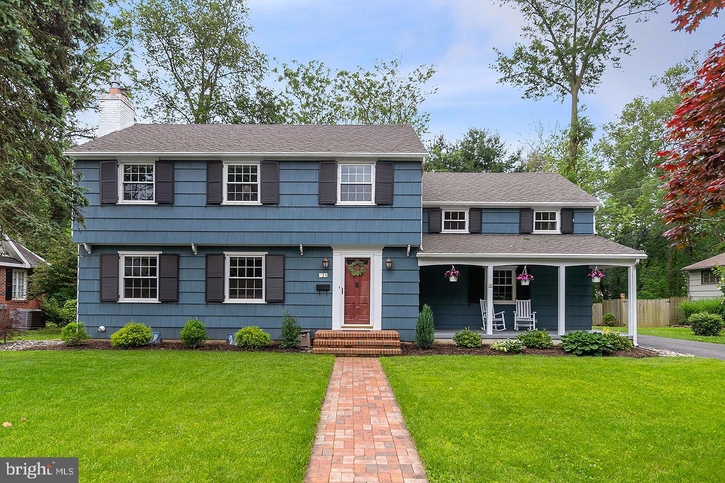 Single Family Homes for Sale at Woodstown, New Jersey 08098 United States