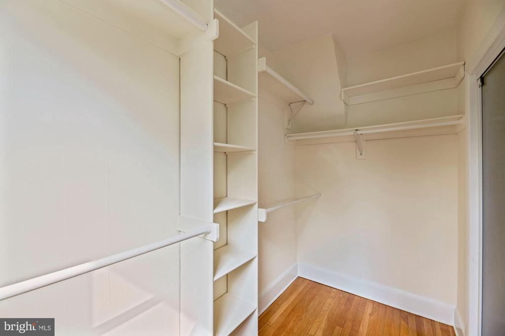 Owner Walk-In Closet - 5335 42ND ST NW, WASHINGTON