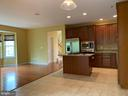 Family Room/Kitchen - 25575 AMERICA SQ, CHANTILLY