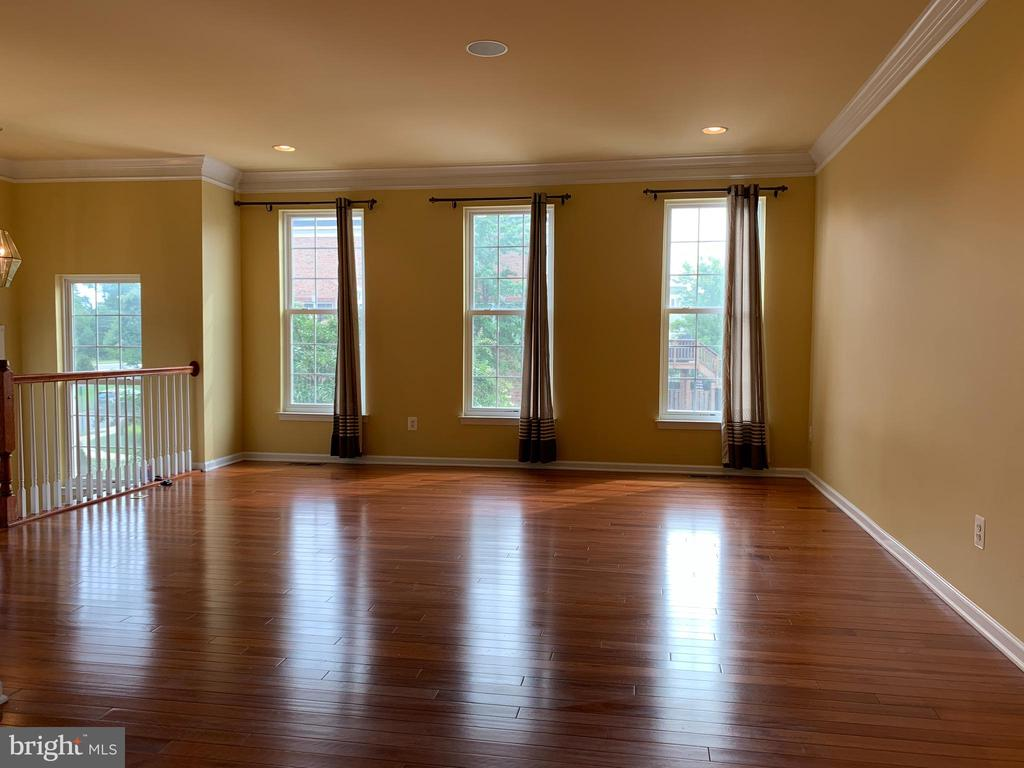 Living room - 25575 AMERICA SQ, CHANTILLY