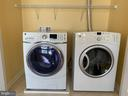 Laundry on Upper level - 25575 AMERICA SQ, CHANTILLY