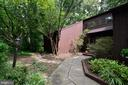Walkway from the driveway - 11137 GLADE DR, RESTON