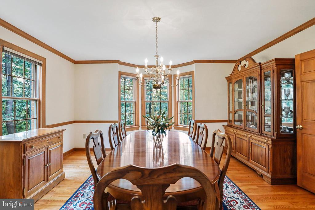 Dining Room - 6800 CHERRY TREE CT, NEW MARKET