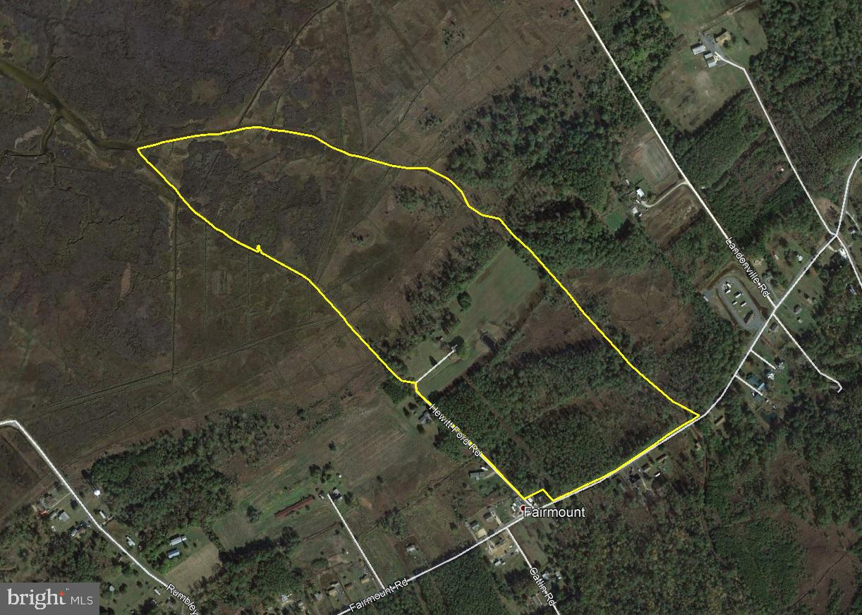 Land for Sale at Fairmount, Maryland 21867 United States