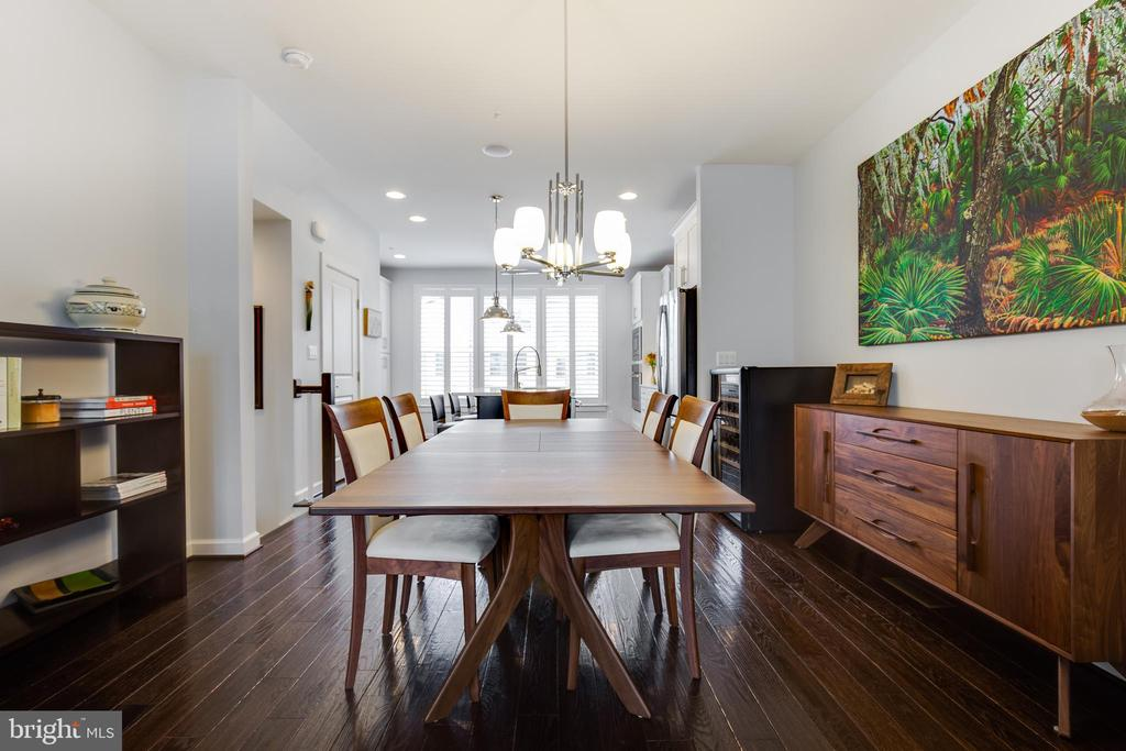Dining Room - 5717 11TH ST N, ARLINGTON
