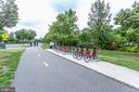 TRAIL AND CAPITAL BIKESHARE, JUST STEPS AWAY - 2440 S WALTER REED DR #1, ARLINGTON