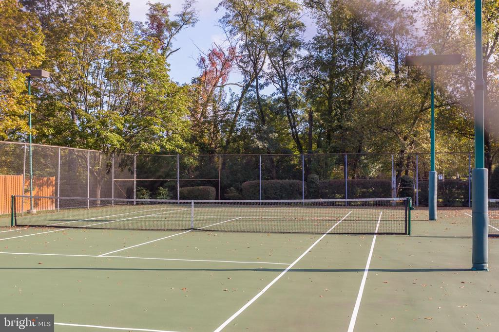 COMMUNITY TENNIS COURTS - 2440 S WALTER REED DR #1, ARLINGTON