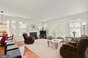 Family Room - 9434 STILSON DR, MANASSAS