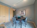 Dining Area - 925 H ST NW #810, WASHINGTON