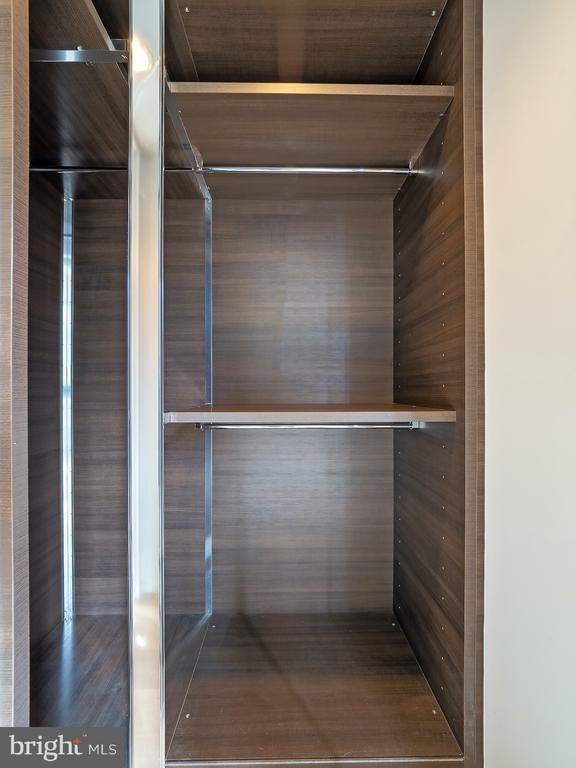 Master Bedroom Closet - 925 H ST NW #810, WASHINGTON