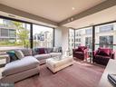 Living Room - 925 H ST NW #810, WASHINGTON